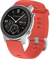 Смарт-годинник Amazfit GTR 42 mm Coral Red