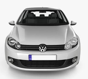 VW Golf 6 2008-