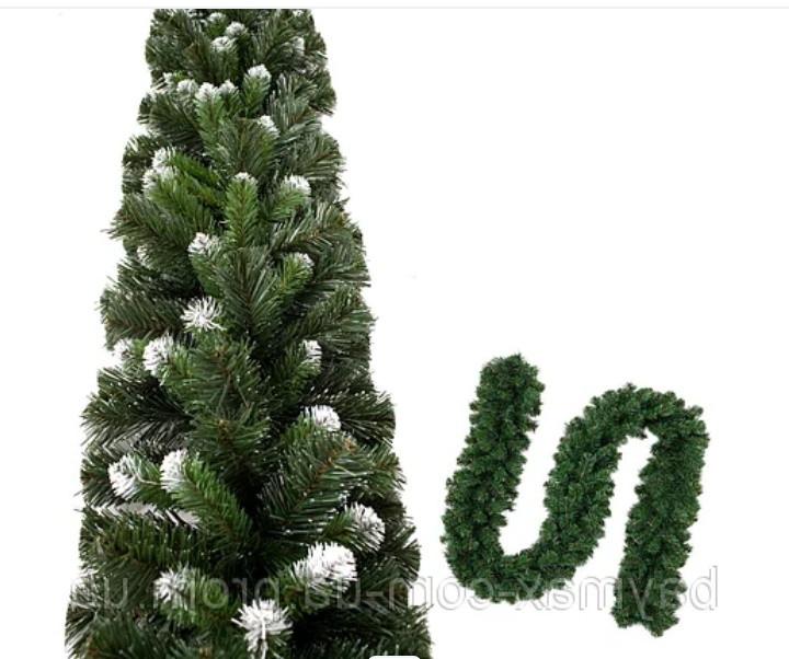 Новогодний декор хвойные 3м,пышная!