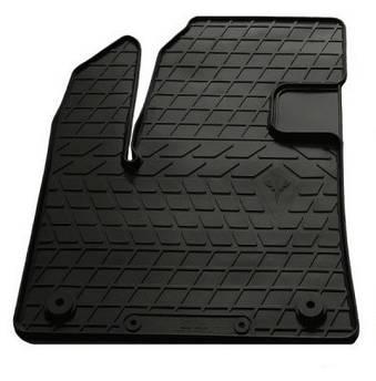 Водительский резиновый коврик для       DS 7 Crossback 2018- Stingray