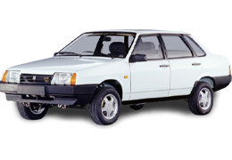 Багажник на дах для ВАЗ/LADA (Lada) UNI 1300 mm Vaz 21099