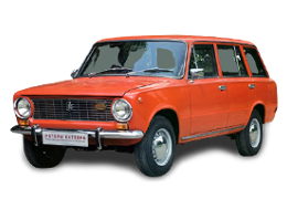 Багажник на дах для ВАЗ/LADA (Lada) UNI 1300 mm Vaz 2102