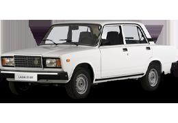 Багажник на дах для ВАЗ/LADA (Lada) UNI 1300 mm Vaz 2107
