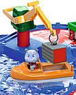 Игровой набор Аква Плей. Строительство с краном, машинкой, лодкой и фигуркой AQUAPLAY 8700001501, фото 7
