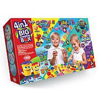 Набор 4в1 BIG CREATIVE BOX