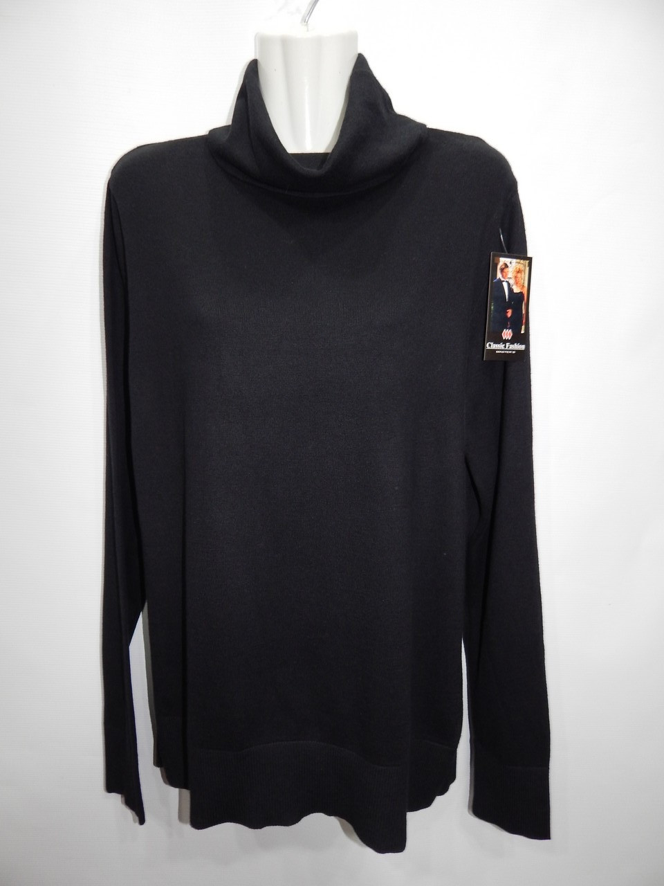 Гольф-трикотажний светр жіночий Mossimo RUS 52-54 EUR 44-46 075GQ