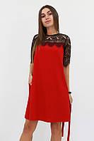 Коктейльное женское платье Arizona, красный