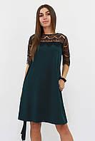 Коктейльное женское платье Arizona, зеленый