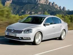 VW Passat B7 2011-