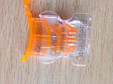 Пломба пластиковая номерная защёлка, фото 8