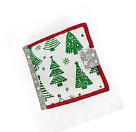 Новогодние мягкие книжки для детей, Мягкие книжки Handmade, 10 страниц/ Christmas tree