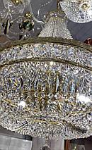 Хрустальный светильник Еlite Bohemia L 740/15/05 N, фото 2