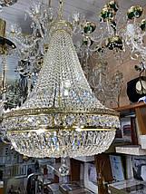 Хрустальный светильник Еlite Bohemia L 740/15/05 N, фото 3