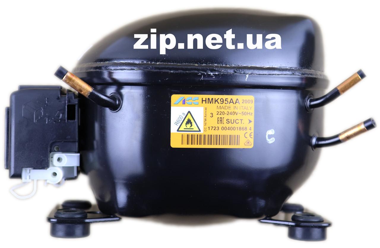 Компресор 167 W для холодильника ACC HMK 95 AA R-600a Італія