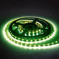 Світлодіодна стрічка Feron SANAN LS603 60SMD/м 12V IP20 (зелений)