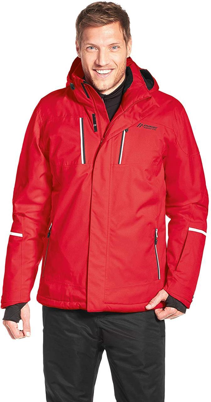 Чоловіча гірськолижна куртка Maier Sports Lupus | роз. 25(M\L) див.заміри в табл.)