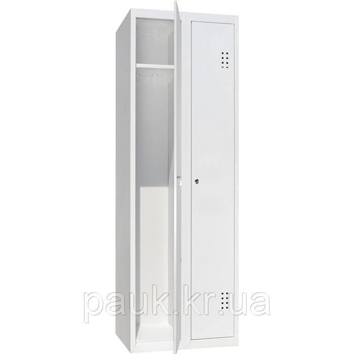 Металева шафа на 2 відділення(економ) ШО-400/2