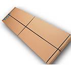 Шафа для одягу метал ШО-400/2 (економ), два відділення, фото 4