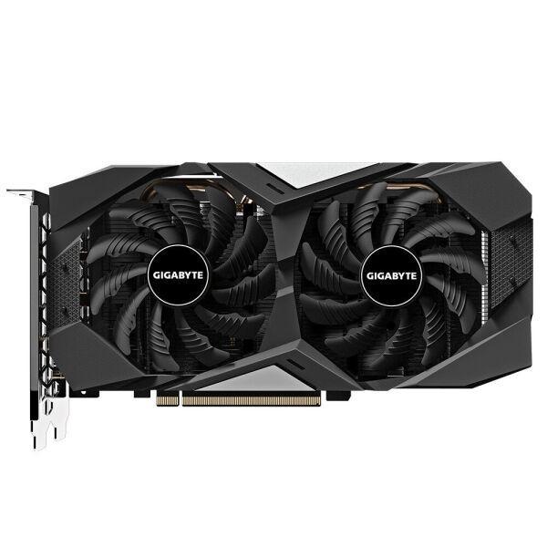 Видеокарта GIGABYTE AMD Radeon RX 5600XT , GV-R56XTWF2OC-6GD, 6ГБ, GDDR6, OC, Ret