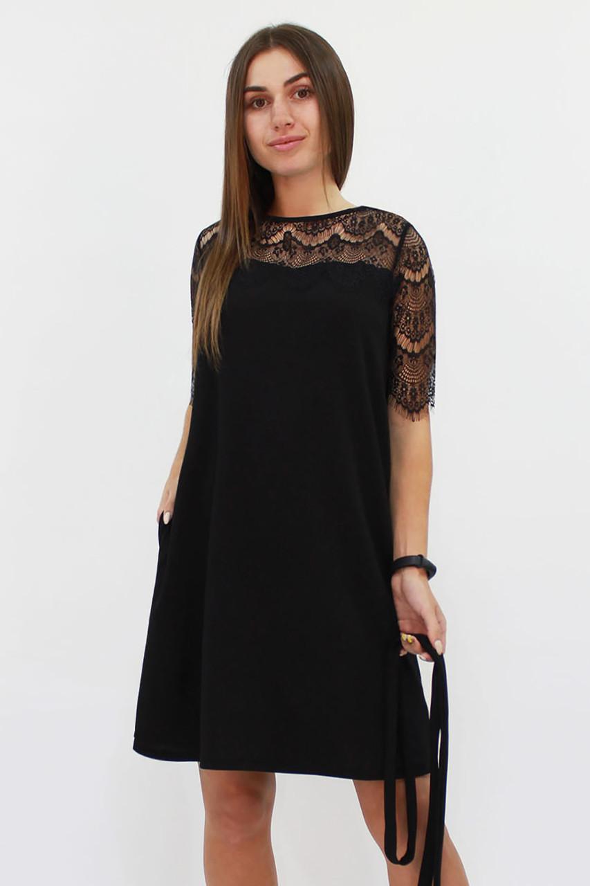 Коктейльне жіноче плаття Arizona, чорний