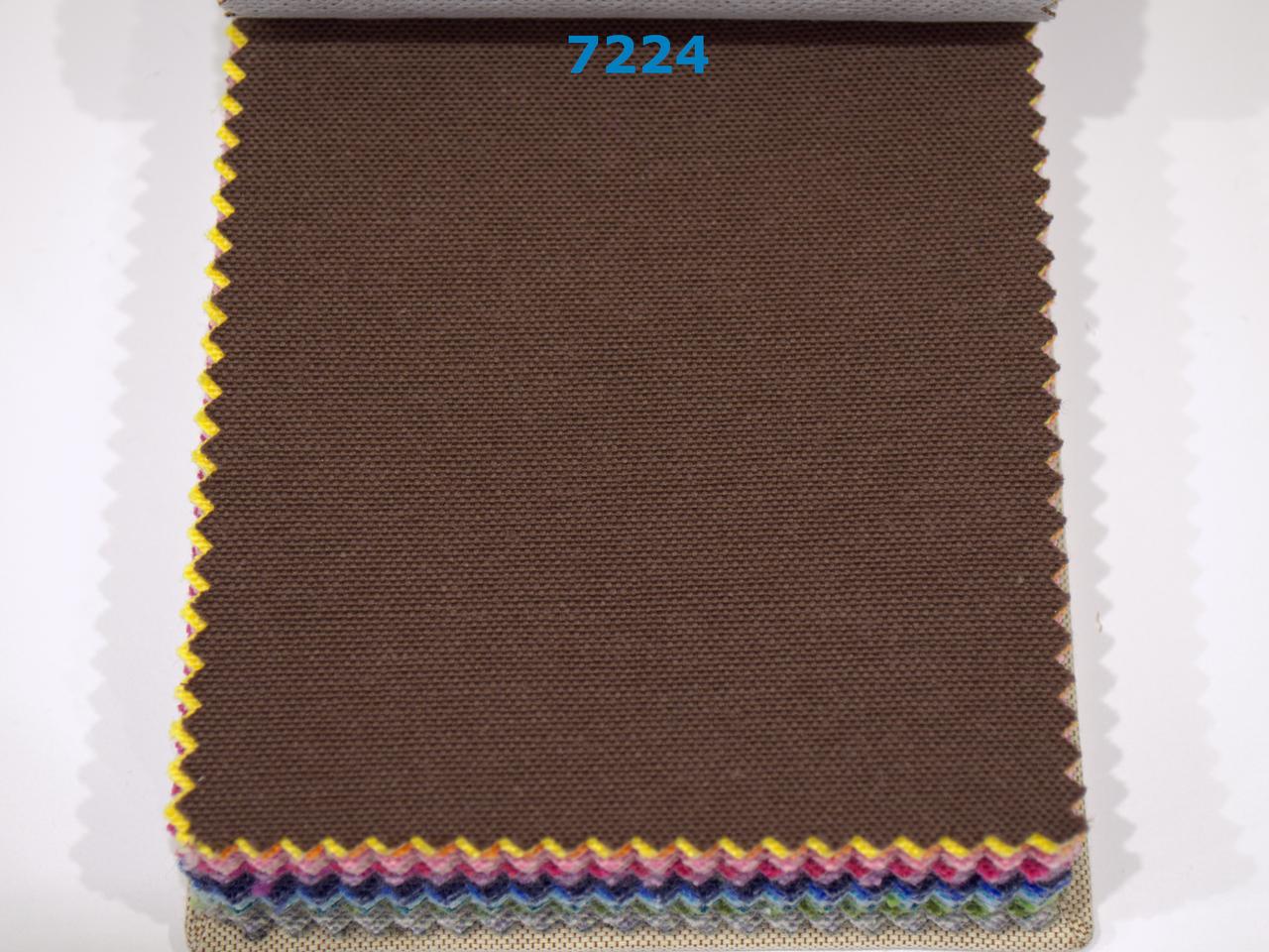 Тканина для Скатертин Коричнева з просоченням Тефлон-180 Однотонна Туреччина 180см ширина