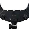 Кільцевий LED світло AX480S Bi-Color Світлодіодна кільцева лампа зі стійкою, фото 2