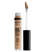 NYX Консилер Can't Stop Won't Stop №9 (Medium olive) 3,5 г