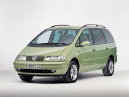 VW Sharan 1995-