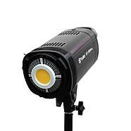 150W LED Светодиодный прожектор моноблок TOLIFO EF-150W - студийный источник постоянного света, Bowens, фото 3