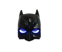 Маска Бэтмен с подсветкой ABC