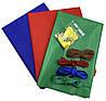 Новогодний набор бумаги тишью 30 листов +3 ленты, бечёвка и конфетти, фото 3