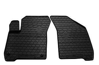 Коврики в салон резиновые передние для  FIAT Freemont 2011-2016 Stingray (2шт)