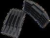 Брусок для наждачной бумаги 130х70 мм, черный Grandtool, фото 2