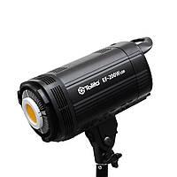 200W LED Светодиодный прожектор моноблок TOLIFO EF-200W - студийный источник постоянного света, Bowens