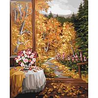 Картина по номерам 40х50см ТМ Идейка Волшебный запах осени (КНО2242)
