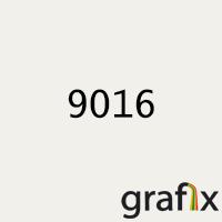 Порошкова фарба напівматова, епокси-поліестер, внутрішня, 9016
