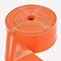 Жгут эластичный спортивный, лента жгут VooDoo Floss Band (латекс, l-10м, 8смx2мм) Оранжевый