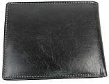 Кошелек мужской Always Wild кожаный Черный (SN7GT Black), фото 2