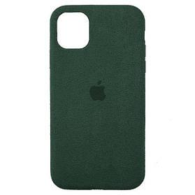 Чохол Alcantara Cover для Apple iPhone 11