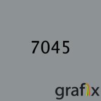 Порошковая краска глянцевая, полиэфирная, архитектурная, 7045