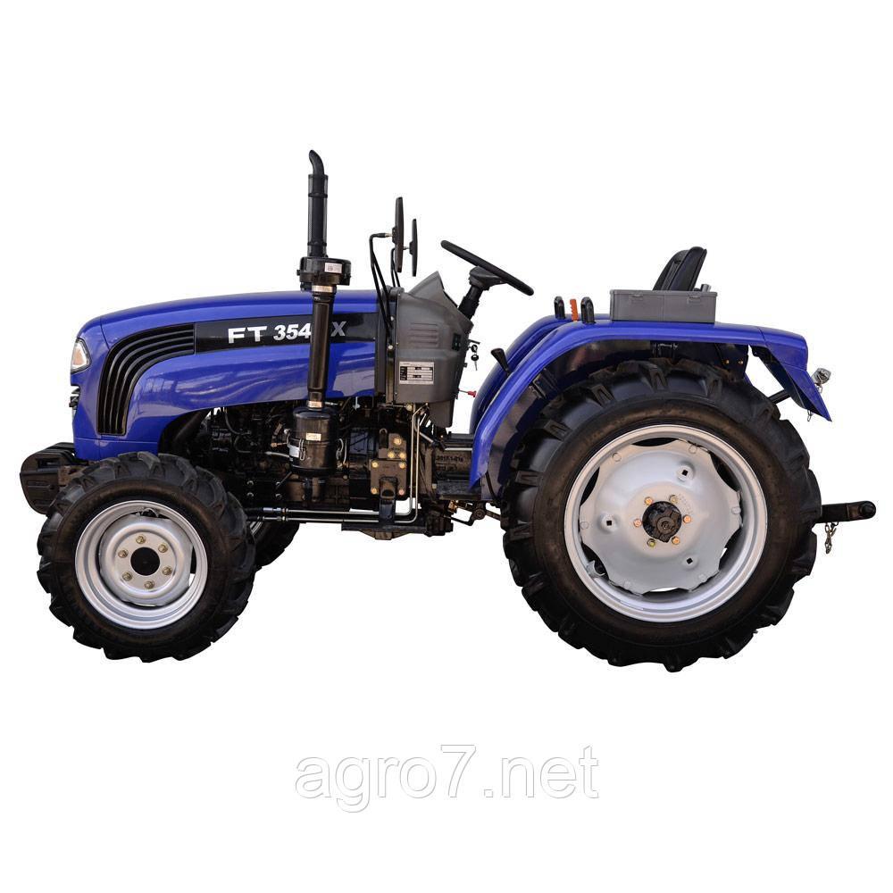 Трактор Foton FT354HX 35л.з., 4*4