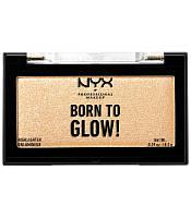 NYX Пудра-хайлайтер Born To Glow №02 (Chosen one) 8,2 г