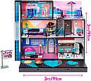 Лол Модный особняк ОМГ дом 85+ LOL сюрпризов L.O.L. Surprise! OMG House, фото 9