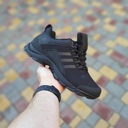 """Зимние кроссовки Adidas Climaproof """"Черные"""", фото 2"""