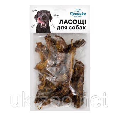 Лакомство для собак Природа Куриные шейки 150 г PR241264