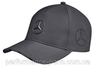 Бейсболка Mercedes Premium, Anthracite, артикул B66954291 Официальная коллекция Mercedes