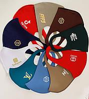 Багаторазова маска пітта, тканинна з логотипом Мікс Україна