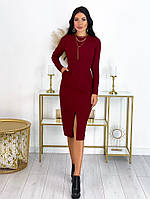 Женское модное платье с 42 по 48 рр стрейч диагональ
