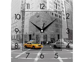 Часы квадратные Ретро