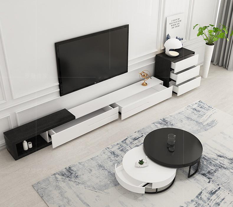 Набор мебели. Журнальный столик, тумба под телевизор. Модель RD-817